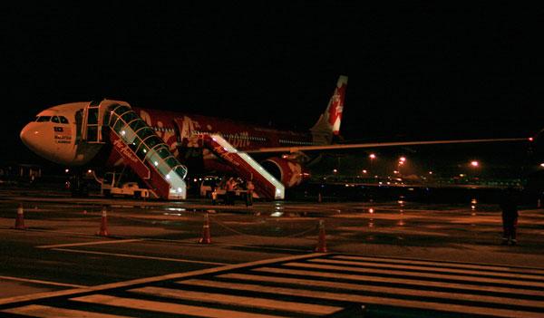 Welcome to Kuala Lumpur – KL LCCT Airport