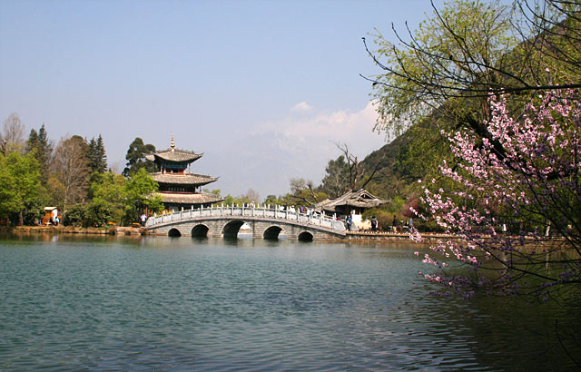 Black Dragon Pool – Jade Spring Park in Lijiang