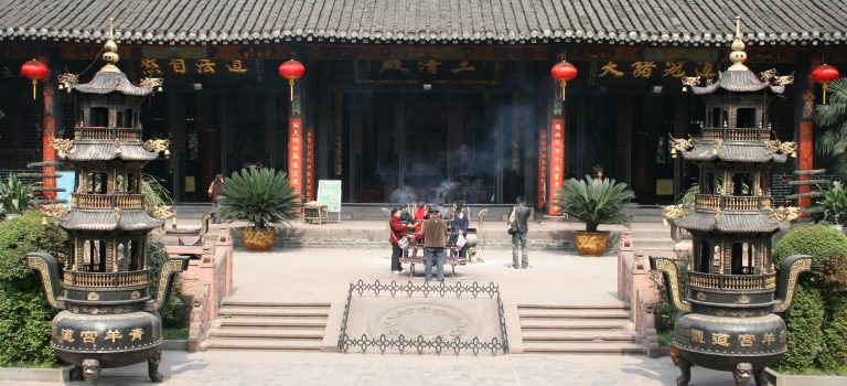 The Ten Best Sights and Attractions in Chengdu + Map