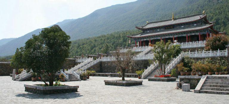 Jade Water Village in Lijiang