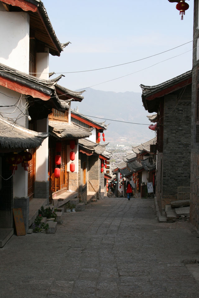 Welcome to Lijiang of Yunnan Province