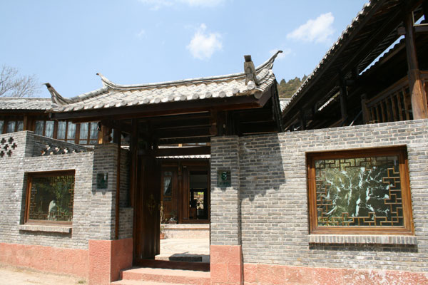 Accommodation in Lijiang: Sleepy Inn Lijiang