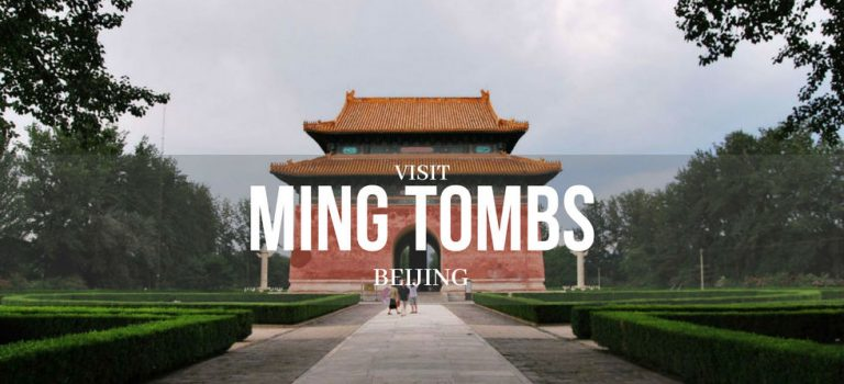 The Ming Tombs Beijing