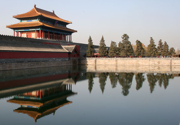 The Forbidden City (Palace Museum) Beijing