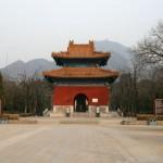 The Ming Tombs Beijing
