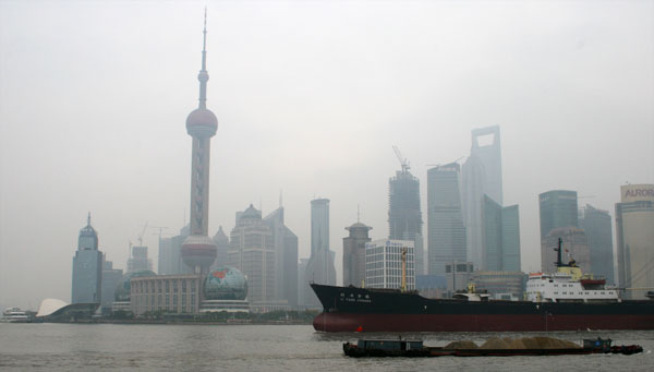 Welcome to Shanghai China