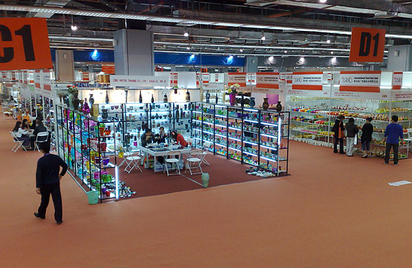 Guangzhou Trade Fairs: International Sourcing Expo