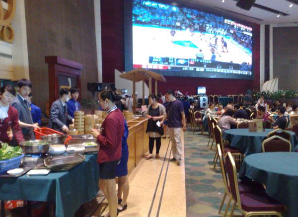 Dim Sum Breakfast at Kempinski Hotel Shenzhen