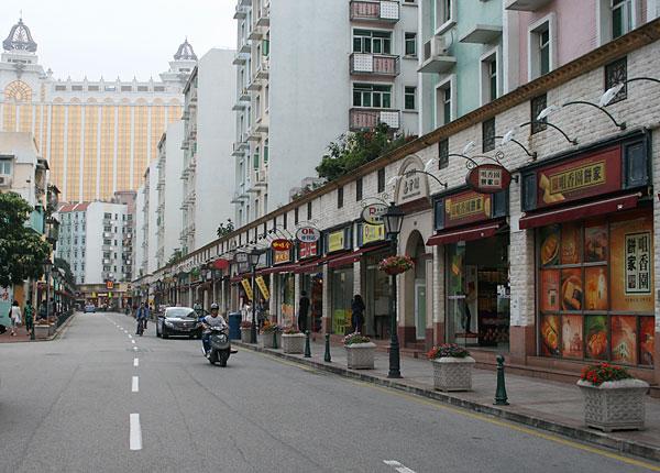 Taipa Island Macau