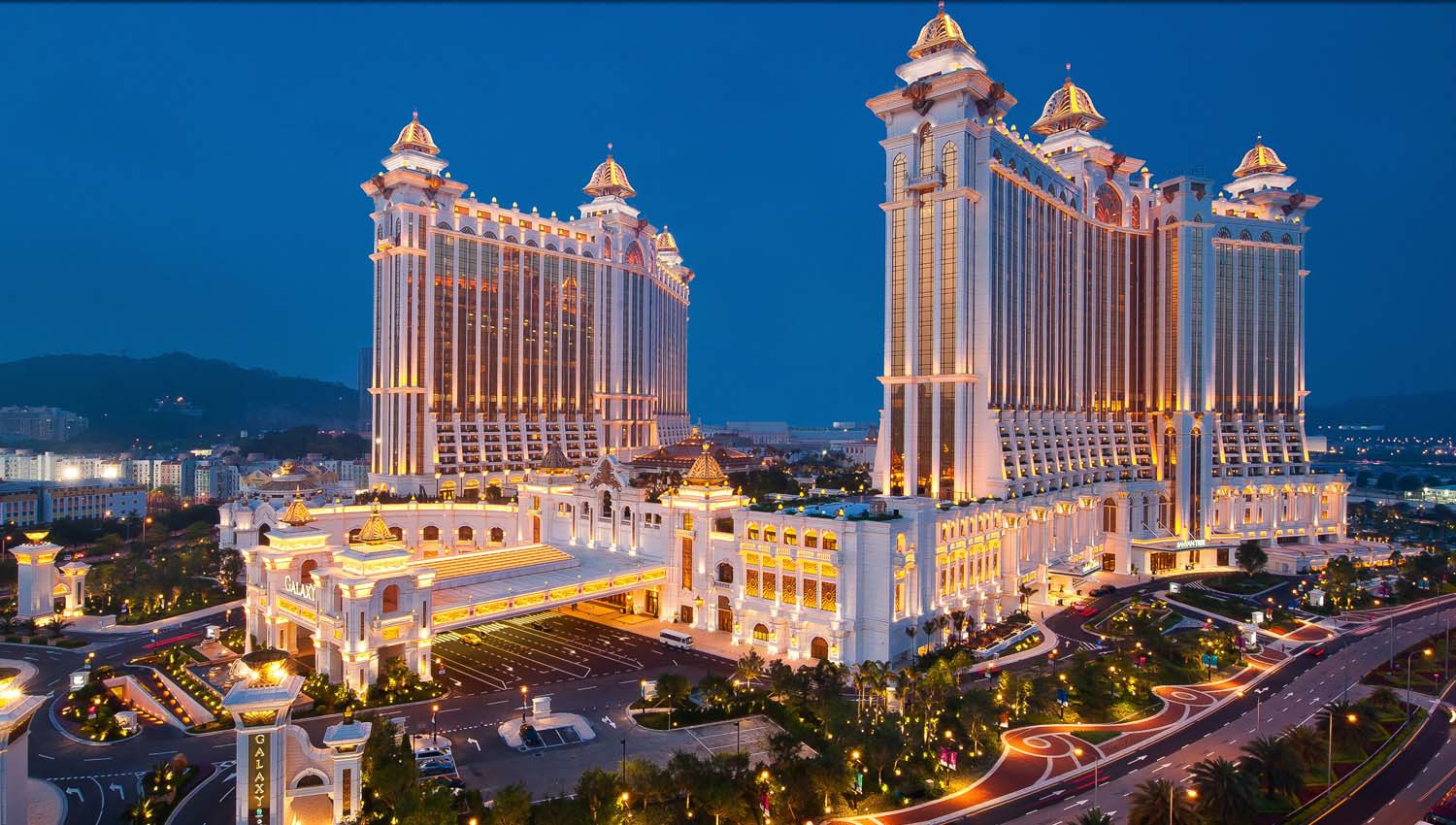 Search hotels and more in Macau