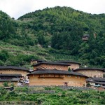 A Day at the Hakka Tulou Buildings of Fujian Province China