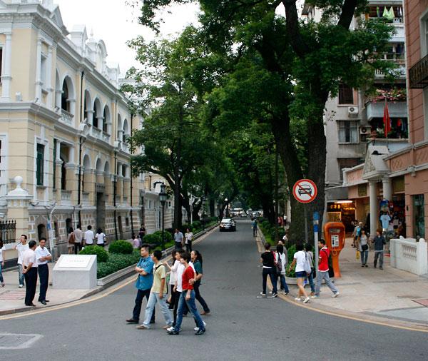 Shamian Island, Guangzhou [Plus where you need to stay]
