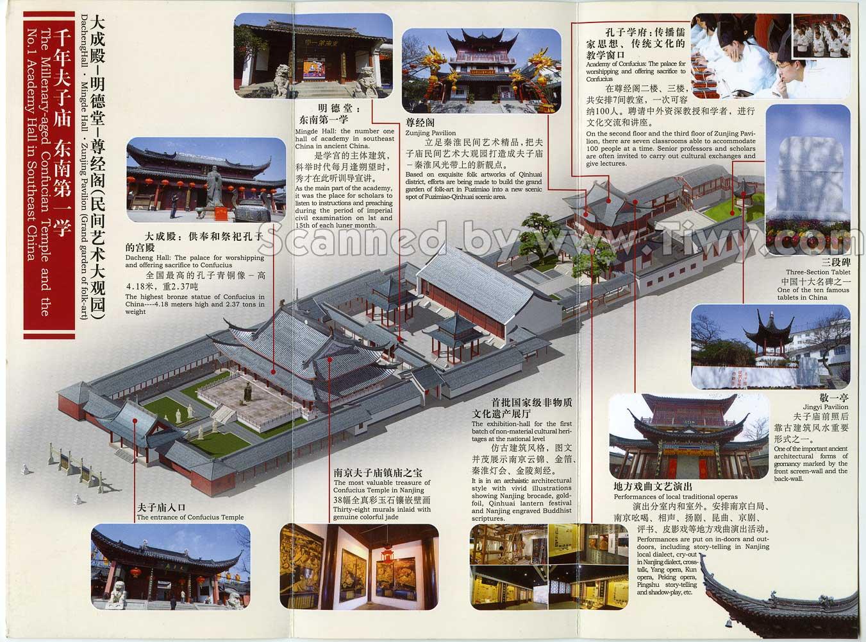 Confucius Temple Nanjing Fuzimiao Scenic Area Travel