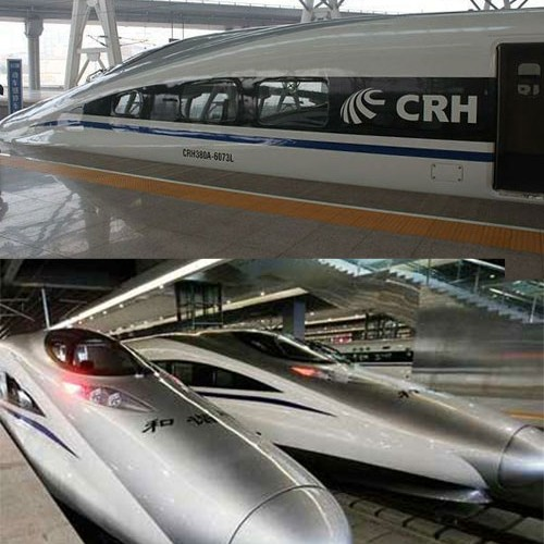 G series train - the CRH380