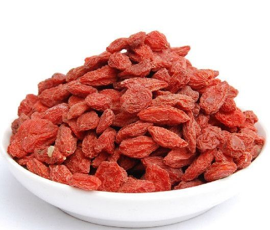 The benefits of Goji Berry (Wolfberry)