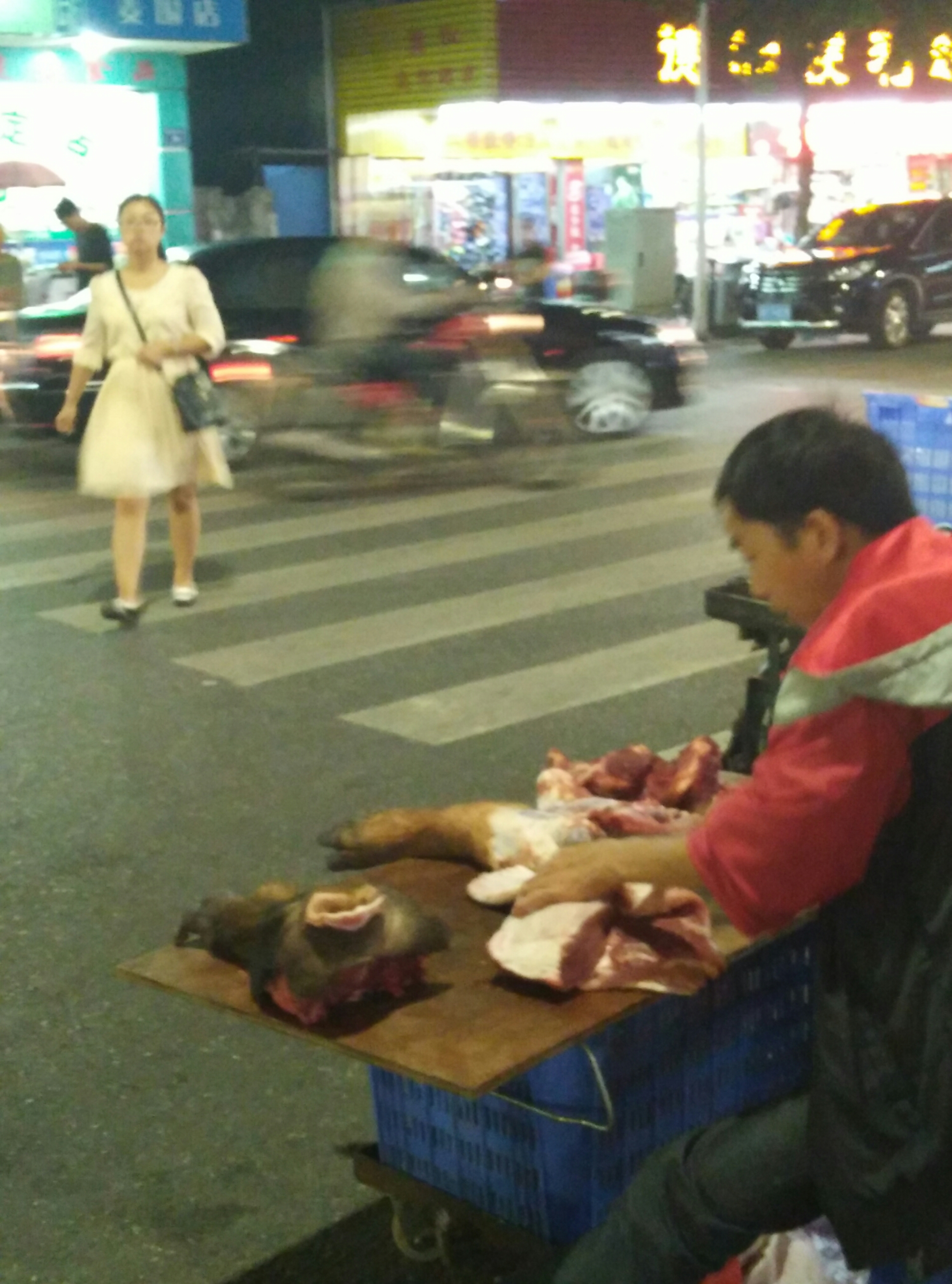 The Roadside Butcher
