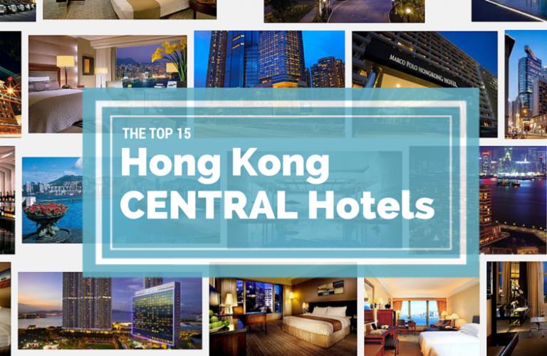 Hk Central Hotels