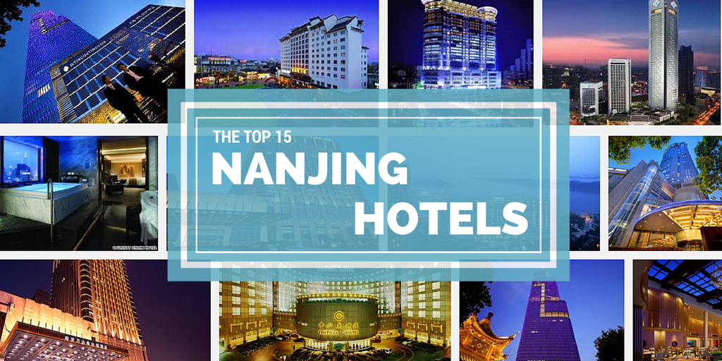 nanjing hotels collage