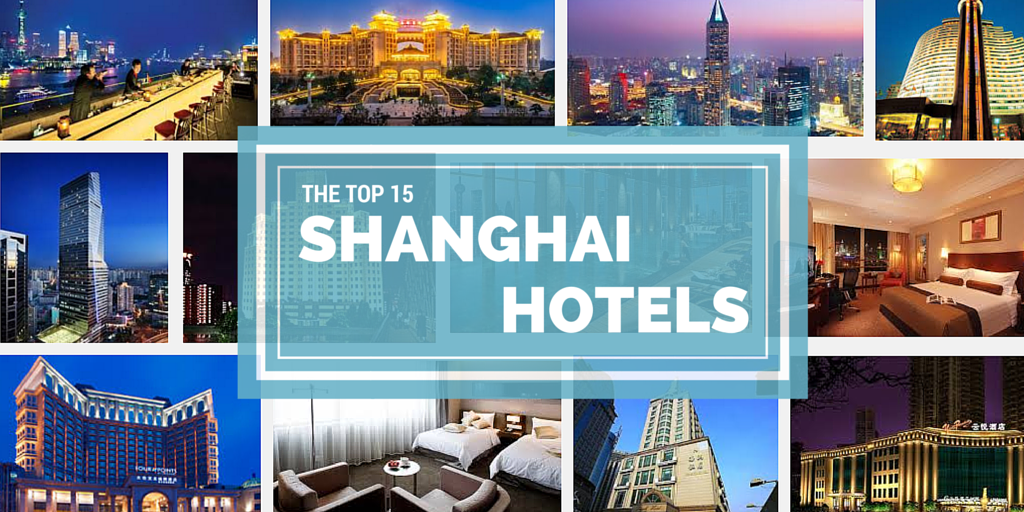 Shanghai's Most Amazing Five Star Hotels