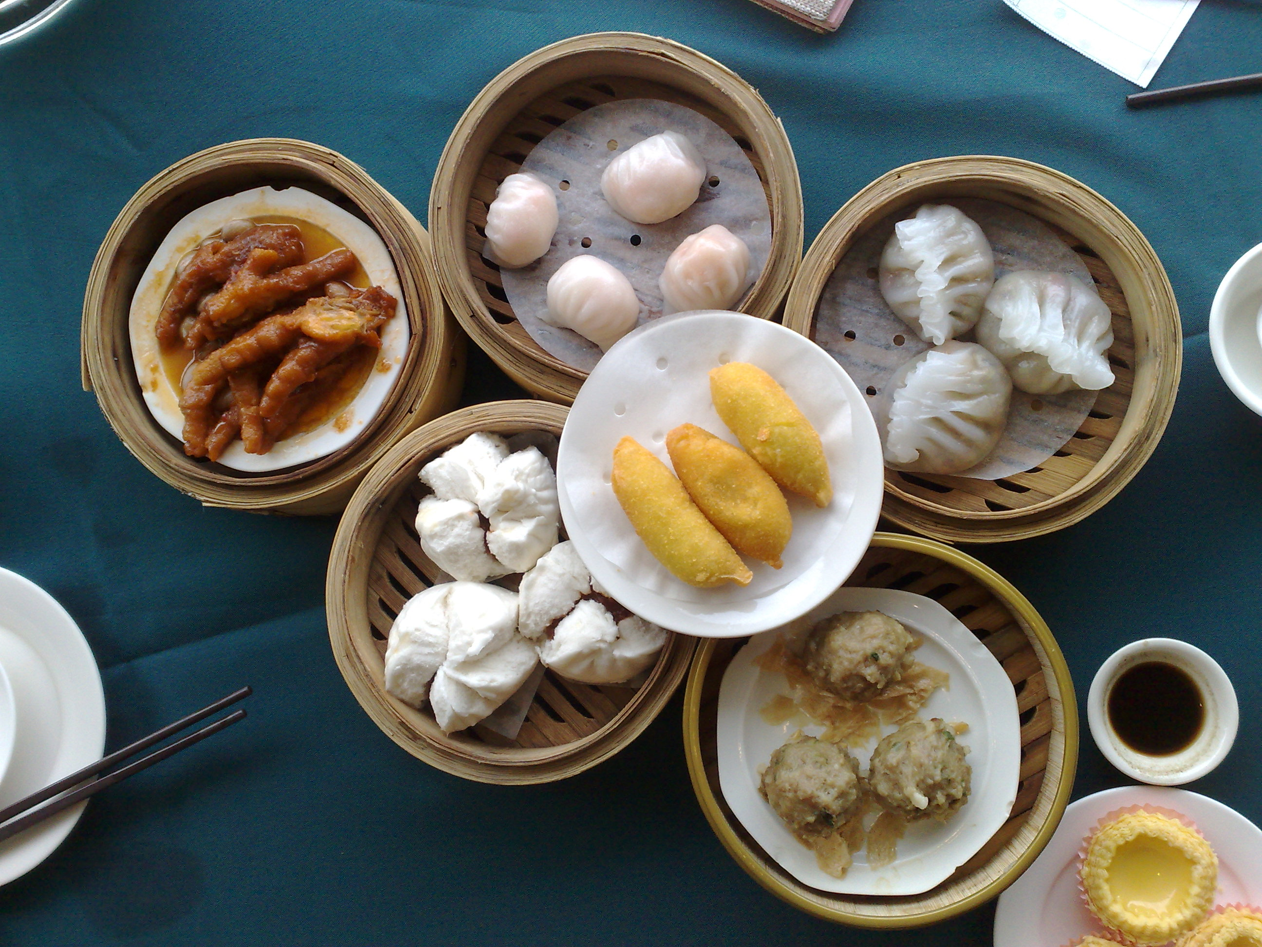 Your One Page Guide to Yum Cha (Dian Xin)