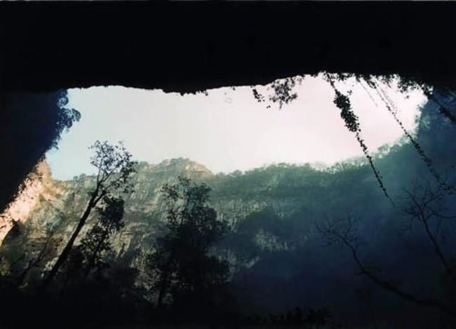 dashiwei-karst-tiankeng