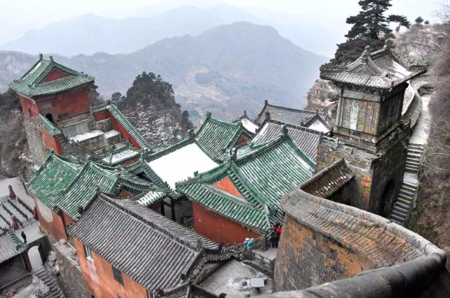 wudang-mountain