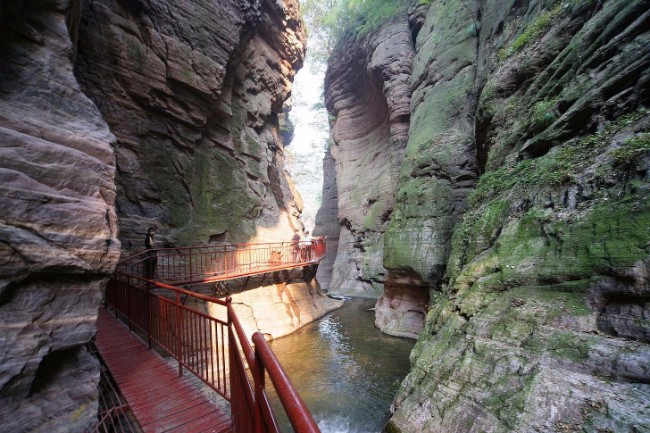 longtan-valley