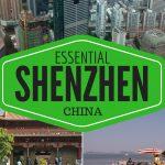Going to Shenzhen? Essential Shenzhen is the must have eBook