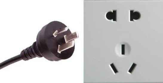 power adapters and sockets in china
