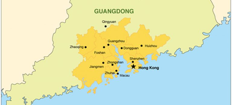A new Global Mega-City like No Other: Guangdong-Hong Kong-Macao Greater Bay Area
