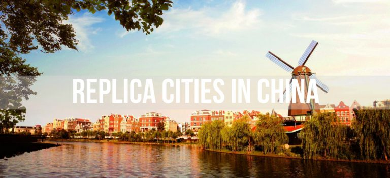 China's Replica Cities