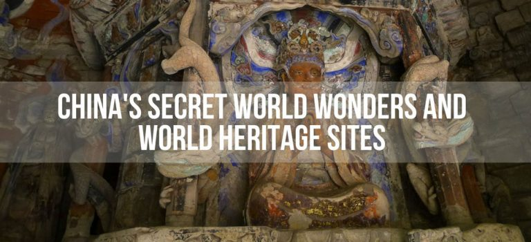 China's Secret World Wonders and World Heritage Sites